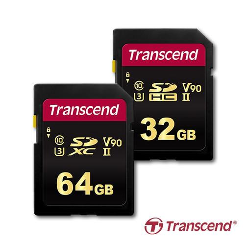 Карта памяти Transcend SDXC/SDHC UHS-II Class 3 со скоростью чтения до 285 МБ/c