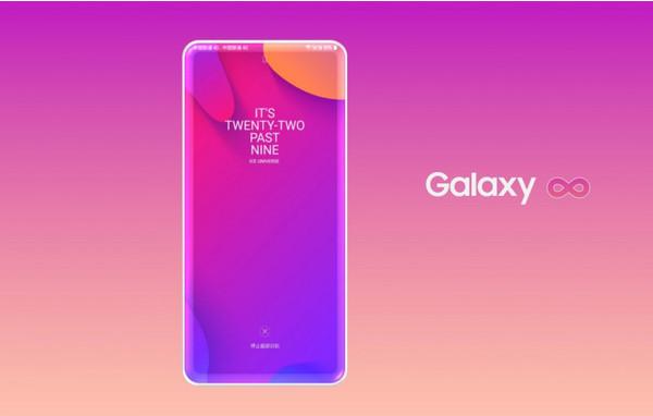Ice Universe опубликовал рендер совершенно безрамочного смартфона Samsung