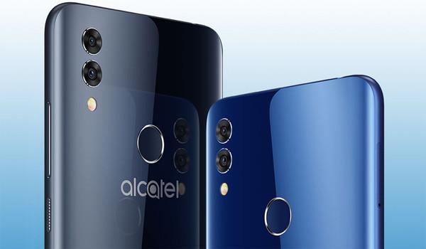 Состоялся анонс смартфона Alcatel 5V – три камеры и дисплей на 6,2 дюйма