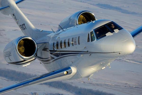 Textron Aviation прекращает выпуск самолетов Cessna Citation X + и Citation X