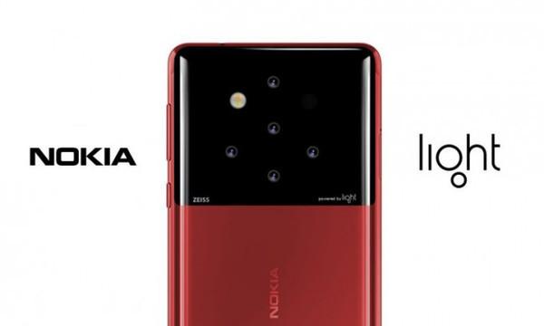 Nokia 9 получит основную камеру с множеством модулей, и будет стоить $1000