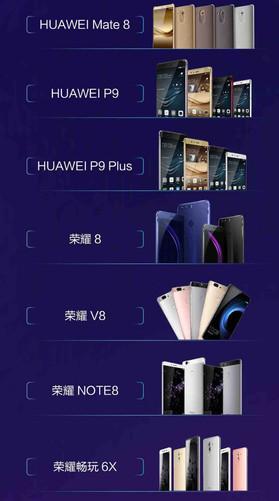 Стало известно, какие смартфоны Huawei получат новую Android Oreo