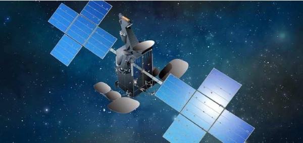 Семитонный спутник полетел в космоc