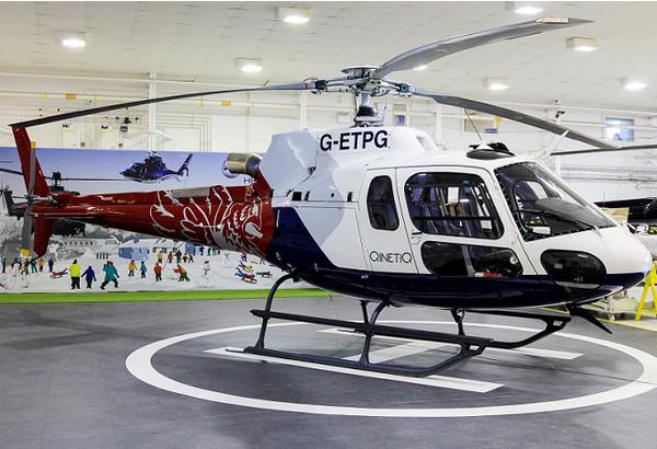 Украина модернизирует свой парк гражданских вертолетов