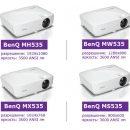Новая бюджетная серия проекторов BenQ с высоким уровнем контрастности 15 000:1