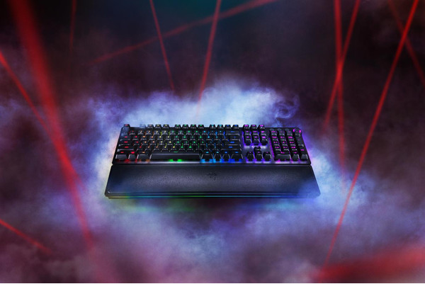 Новая флагманская клавиатура Razer Huntsman