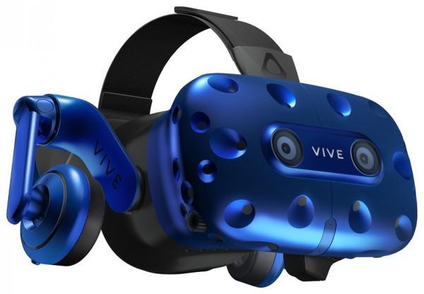 Стартовали продажи VR-комплекта HTC Vive Pro Full Kit