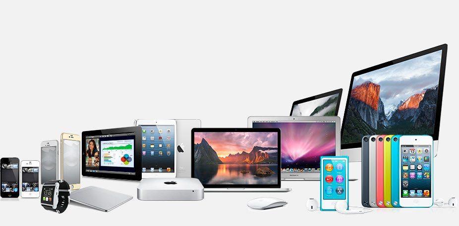 Сервисный центр Apple Киев для ремонта вашей техники