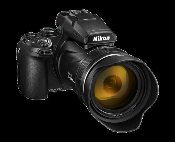 Официальный анонс мегазума Nikon COOLPIX P1000