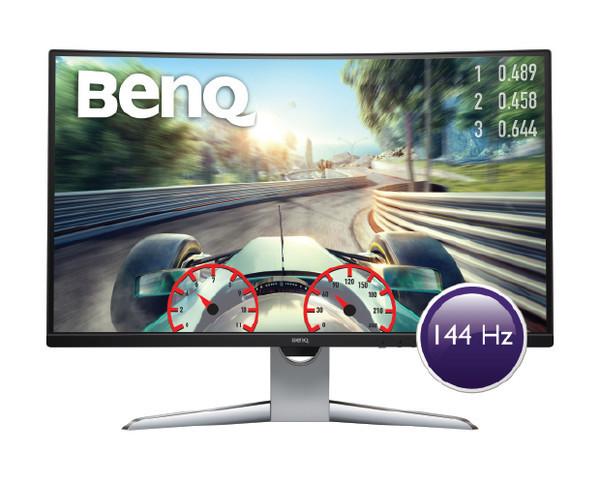 Новый изонутый 31,5-дюймовый монитор BenQ EX3203R