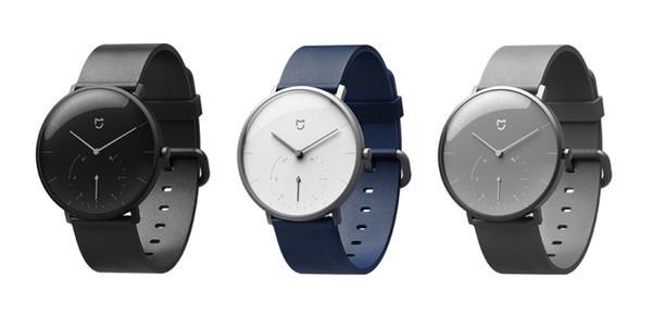 Xiaomi Mijia Quartz Watch - 50-долларовые классические часы со смарт-функциями