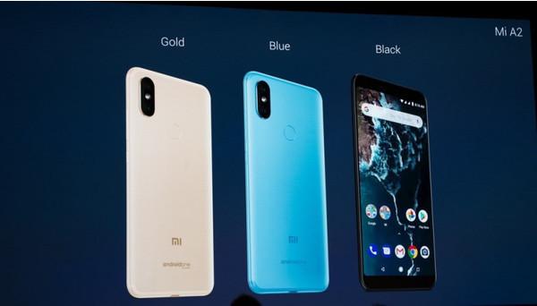 Состоялся официальный анонс смартфонов Xiaomi Mi A2 и Mi A2 Lite