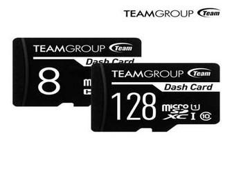 TEAMGROUP выпустила надёжную карту памяти Dash Card для видеорегистраторов