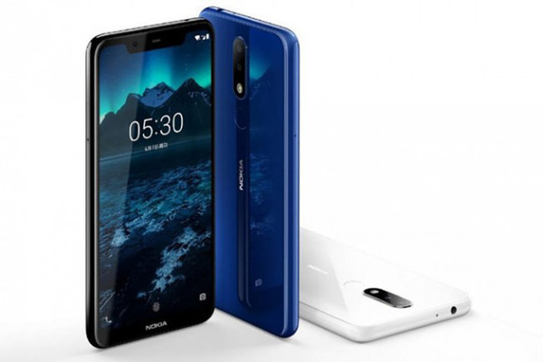 Смартфон Nokia X5 будет продаваться за пределами китайского рынка