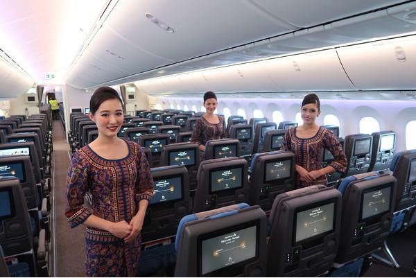 Singapore Airlines стала лучшей авиакомпанией мира