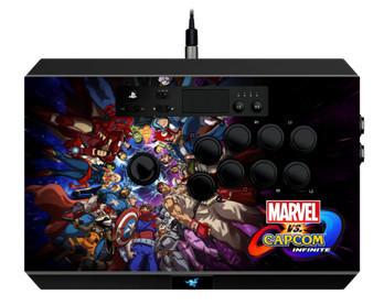 Razer выпускает аркадный файтстик в стиле Marvel VS. Capcom