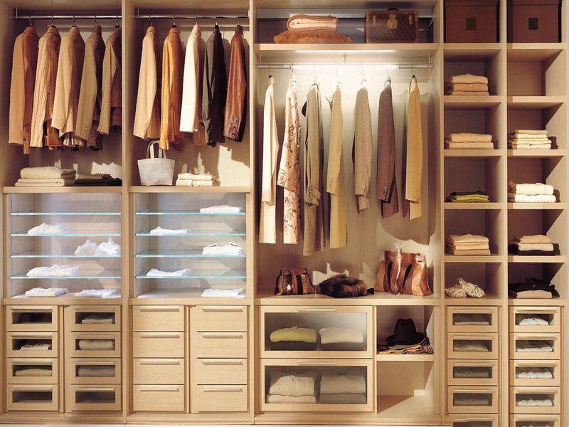 Какой гардеробный шкаф подойдет в вашу комнату