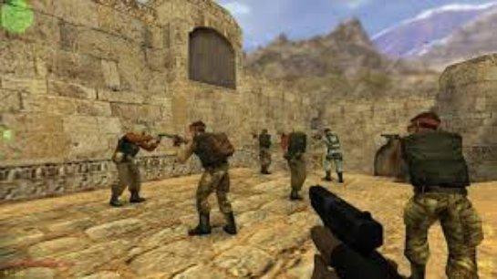 Counter-Strike 1.6 от Тру
