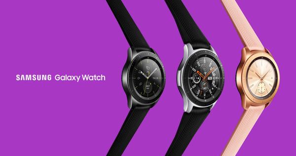 Новые Samsung Galaxy Watch