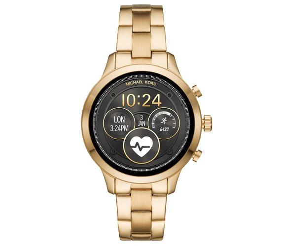 Michael Kors Runway – смарт-часы с датчиком ЧСС