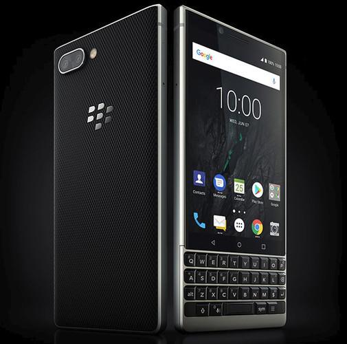 Подробности о смартфоне BlackBerry KEY2 LE