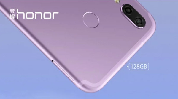 Huawei выпустила смартфон Honor Play в версии со 128 ГБ встроенной памяти