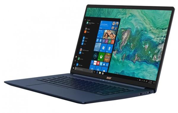 Самый легкий в мире 15-дюймовый ноутбук Acer оценен в 1099 евро