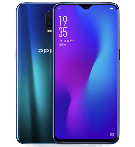 Состоялся официальный анонс смартфона Oppo R17