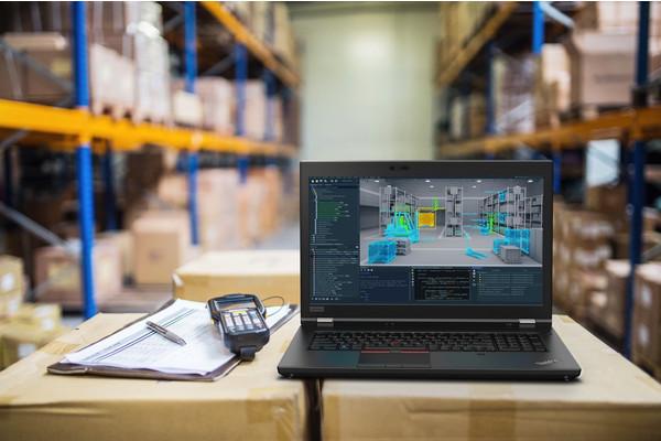 Lenovo представляет новые мобильные рабочие станции ThinkPad P1 и ThinkPad P72
