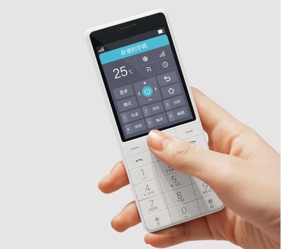 Xiaomi Qin1 – 30-долларовый кнопочный телефон с Wi-Fi