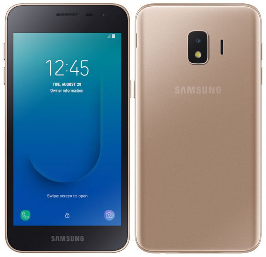 Galaxy J2 Core – самый дешевый смартфон Samsung представлен официально