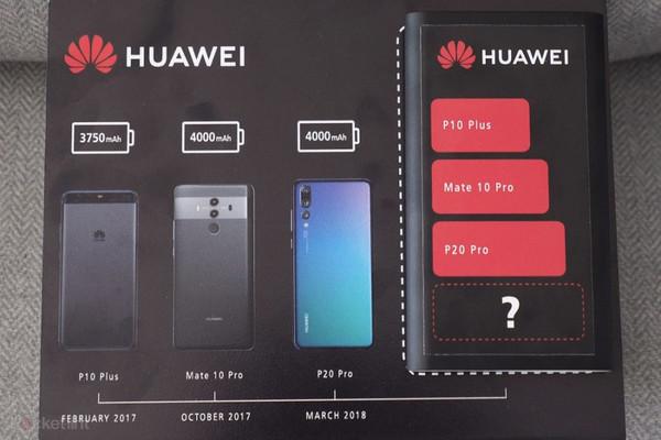 Huawei Mate 20 Pro – технические подробности о новом флагмане китайского гиганта