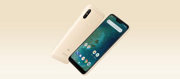 В Украине стартуют продажи смартфонов Mi A2 и Mi A2 Lite