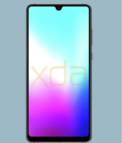 Смартфон Huawei Mate 20 на новых рендерах