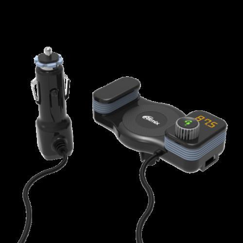 Ritmix FMT-A880 - мр3-плеер, зарядное и FM-трансмиттер в одном
