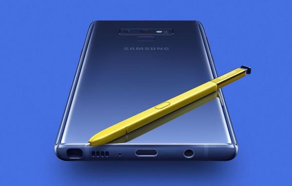 Samsung Galaxy Note 9  появился в продаже