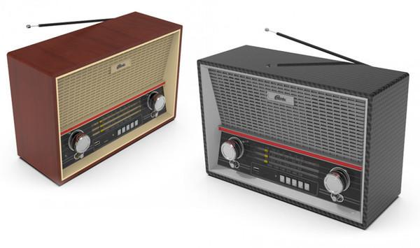 Новый радиоприемник от Ritmix