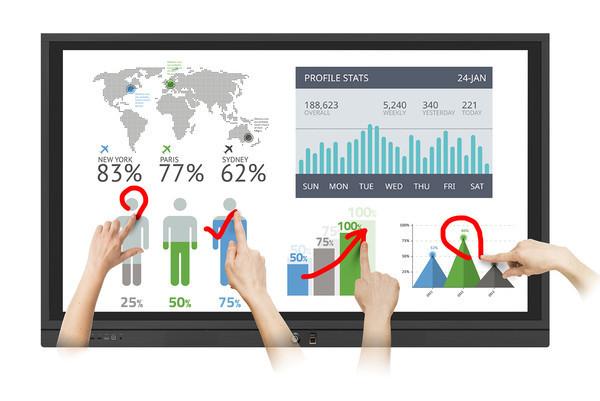 ViewSonic начинает поставки новых интерактивных дисплеев ViewBoard UHD 4K серии