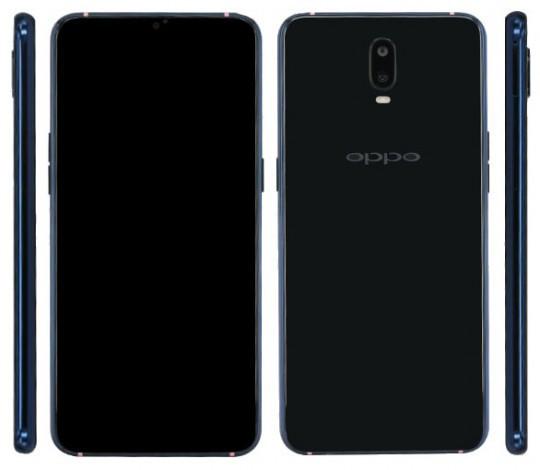 Смартфон Oppo R17 – опубликованы характеристики