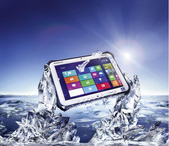 Panasonic выпустил 5-е поколение полностью защищенных планшетов Toughpad FZ-G1