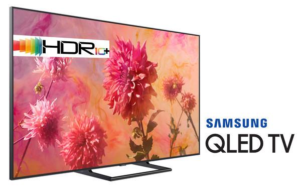 QLED и Premium UHD-телевизоры Samsung линейки 2018 года получили сертификат HDR1