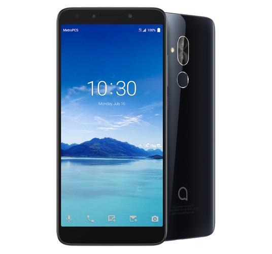 Состоялся анонс 180-долларового безрамочного смартфона Alcatel 7