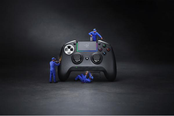 Новые беспроводные контроллеры и гарнитуры от Razer для PlayStation 4