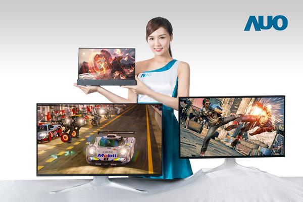 Представлены 4К-дисплеи для ноутбуков с частотой 144 Гц