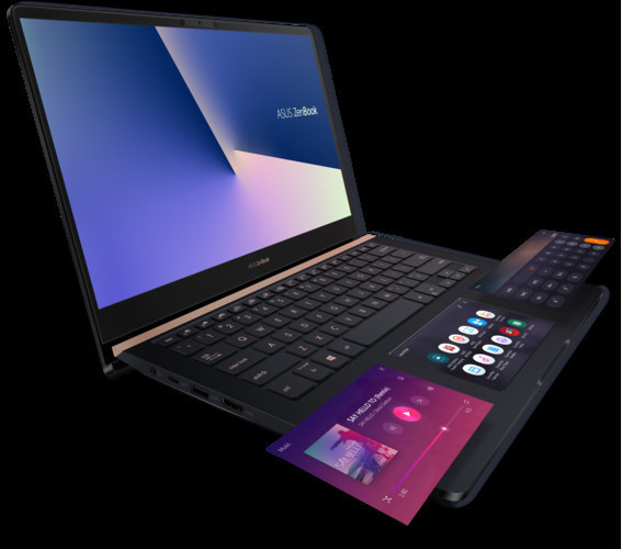 ASUS представляет рекордно компактные ZenBook на IFA 2018