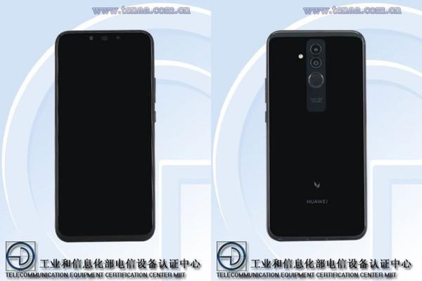 TENAA опубликовала подробности касательно смартфона Huawei Mate 20 Lite