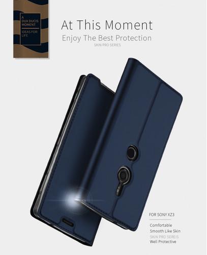 Смартфон Sony Xperia XZ3 – производитель чехлов опубликовал фото новинки