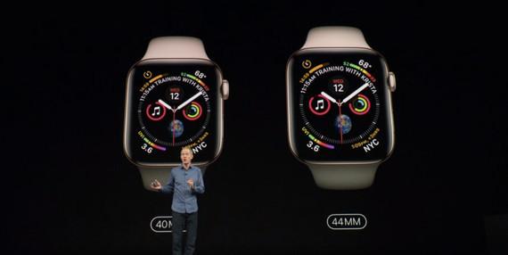 Apple представила новые смарт-часы Watch Series 4 и назвала их стоимость