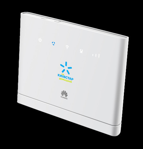 Киевстар запускает в продажу 4G-роутер с новым тарифным планом