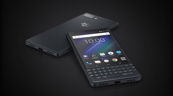 Смартфон BlackBerry KEY2 LE представлен официально